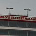 Bristol features early racing this week