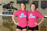 Dig Pink Game Highlights Breast Cancer Awareness At BC3